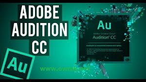 Adobe Audition 11.0.1.49CC 2018