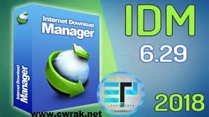 IDM 6.29 2018 Crack Plus Serial Number Free Download