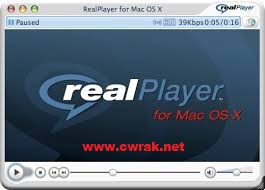 RealTimes RealPlayer 18.1 Crack Mac Registration Key Free Download