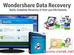 Wonder Share Data Recovery 2018 Crack Plus Registration Code