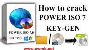 power iso keygen
