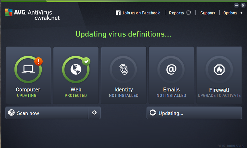 AVG Antivirus 18.7.4041 Crack 2018 License Key Free Download
