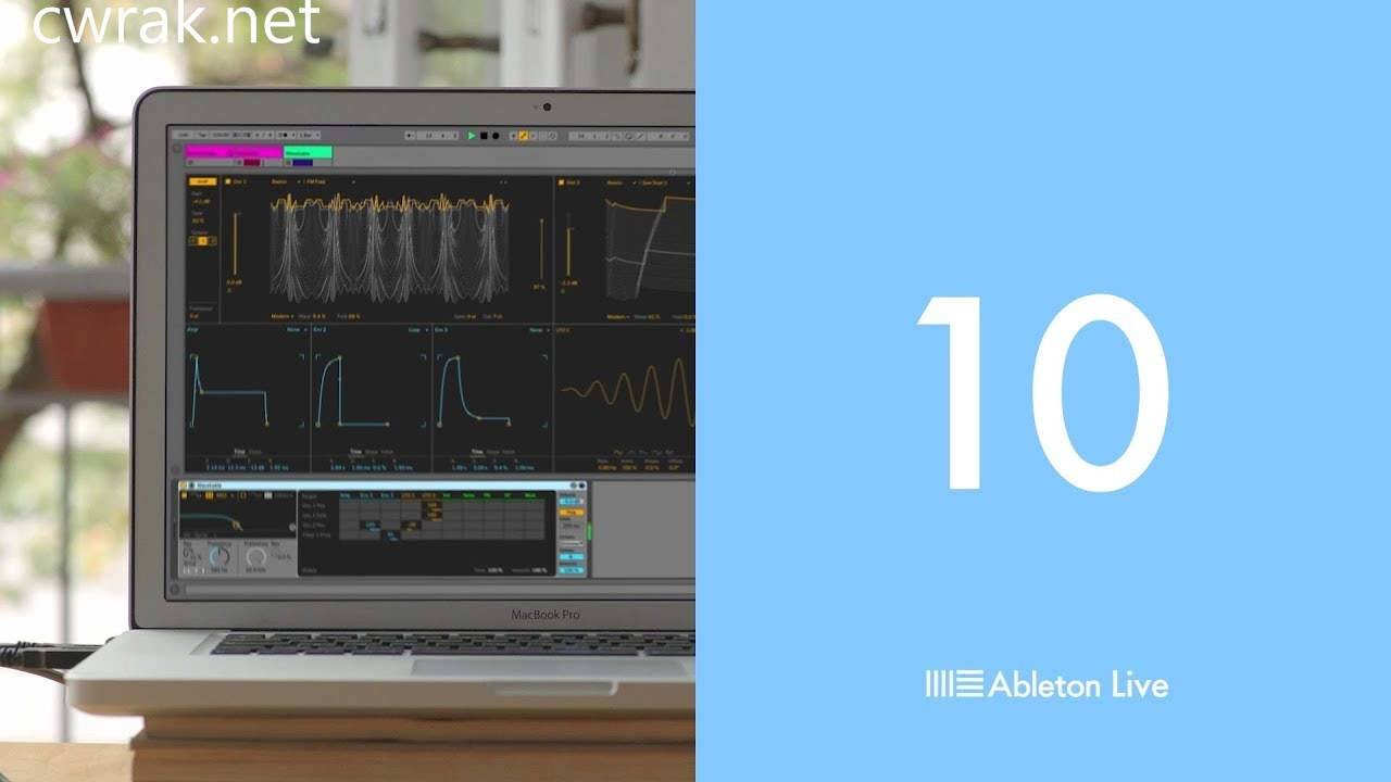 Ableton Live 10.1.14 Crack Serial Number Mac+Win [Torrent]