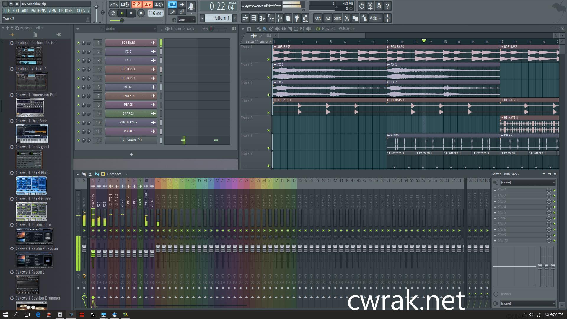 FL Studio 20.1.785 Crack Mac Registration Key Free Download