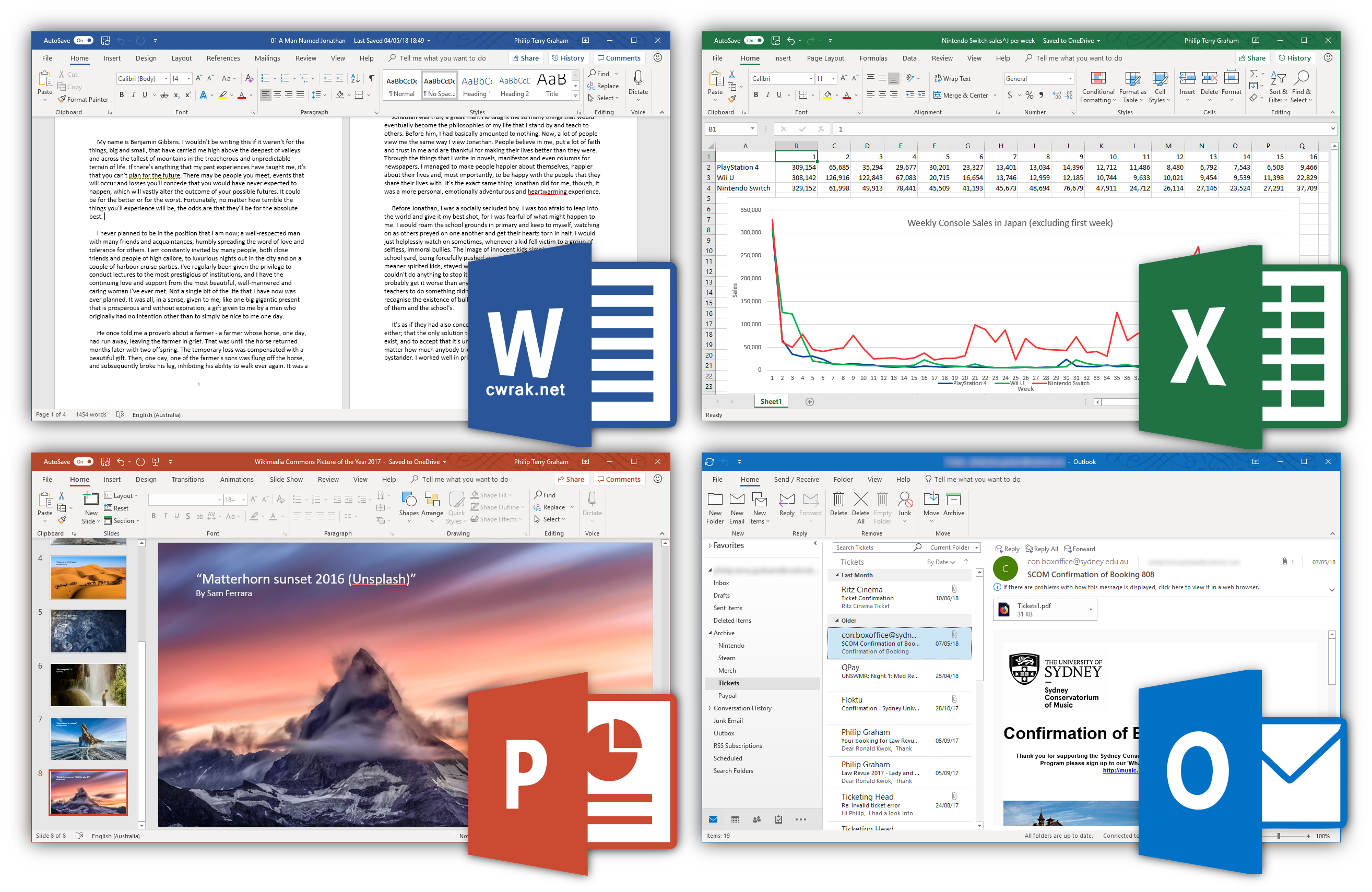 Microsoft Office 365 Crack 2019 Product Key Free Download {Mac + Windows}