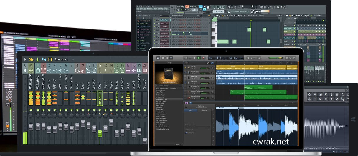 PreSonus Studio One Pro 4.1.0 Crack License Key Patch Full Version [Win + Mac]