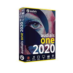 Audials One 2020 Crack Mac License Key Full Version Free Download