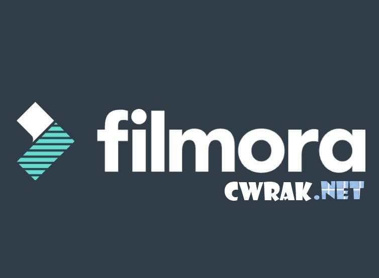 This picture shows the logo of Wondershare Filmora 9.1.0.11 Crack With Key + Registration Code Free Download
